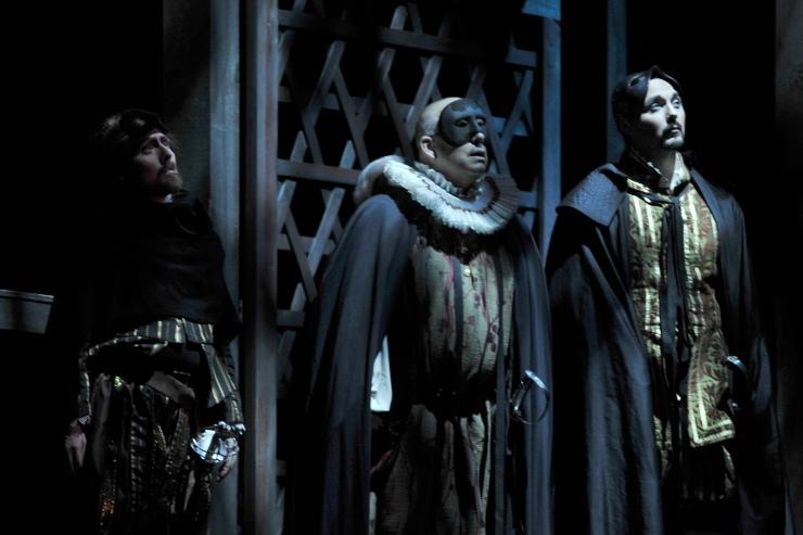 Borsa, Rigoletto, Opéra de Québec, 2017